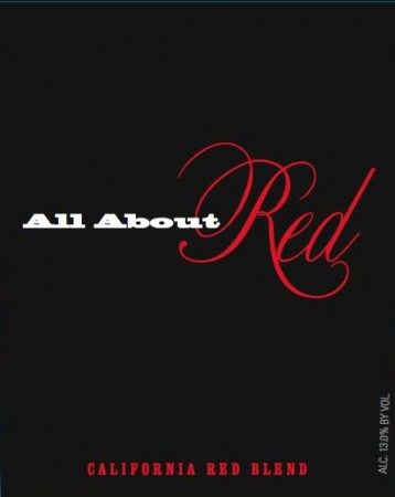 All About Red label