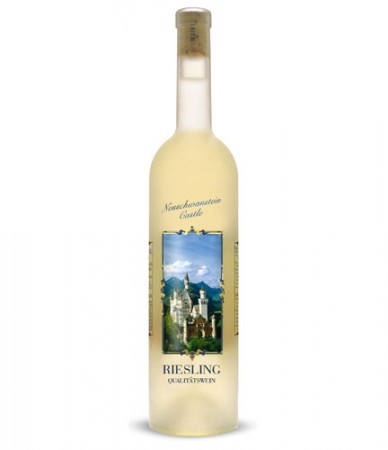 Moselland Ars Vitis Riesling - Castle