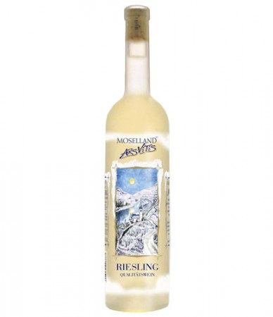 Moselland Ars Vitis Riesling - New Winter Village Hazenport