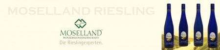 Moselland Blue Bottle Riesling