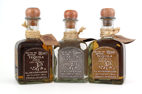 El Reformador Tequilas