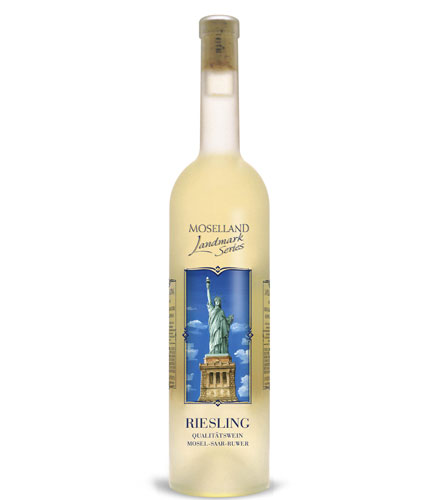 Moselland Ars Vitis Riesling - Statue of Liberty