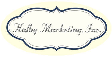 Halby Marketing Sign