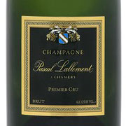 Pascal Lallement Champagne Label