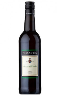 Pemartin Amontillado Medium Dry Sherry