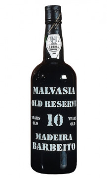 Barbeito Cristóvão Colombo 10 Year Old – Malmsey