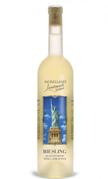 Moselland Riesling Landmark Series – Statue of Liberty