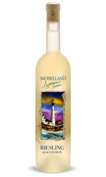 Moselland Riesling Landmark Series – Lighthouse Scene